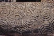 Newgrange - Tri-Spiral