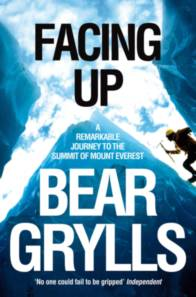 Bear Grylls Facing Up